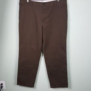 Dockers Pacific Collection Field Khaki 40x32 Brown